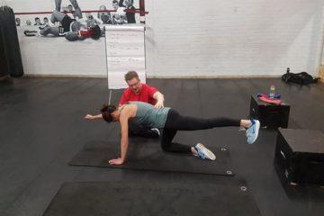 Fysiotherapie-core-stability